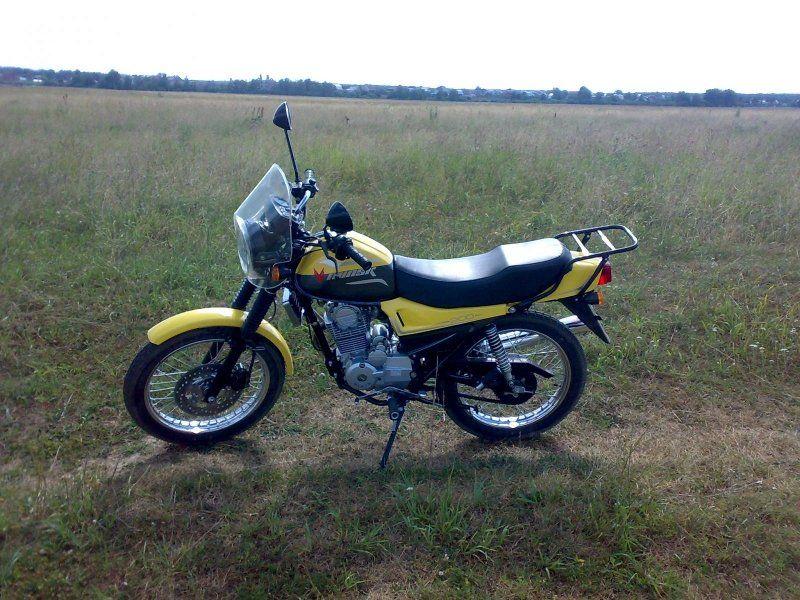мотоцикл Минск с4 125