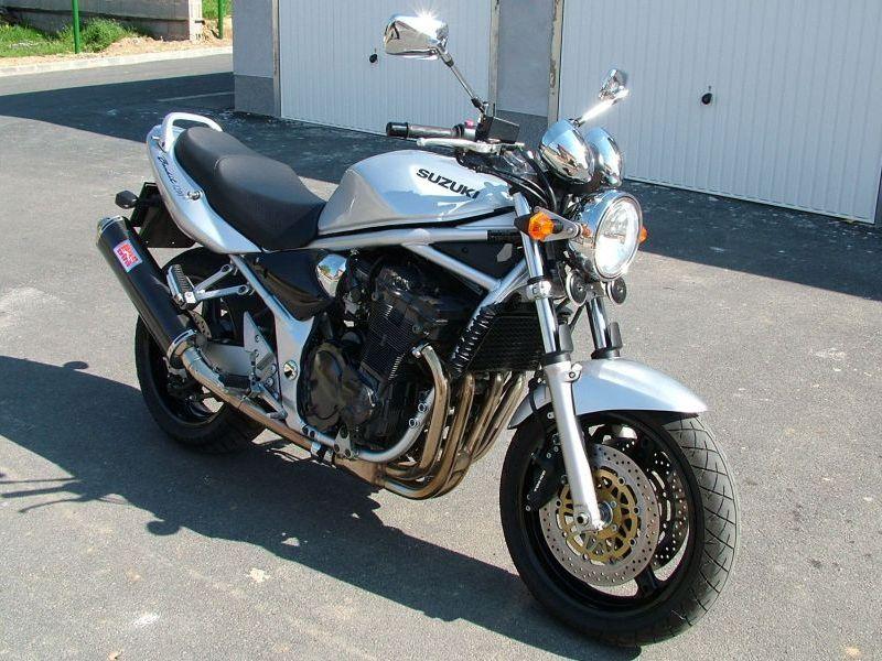 мотоцикл suzuki gsf 1200 bandit