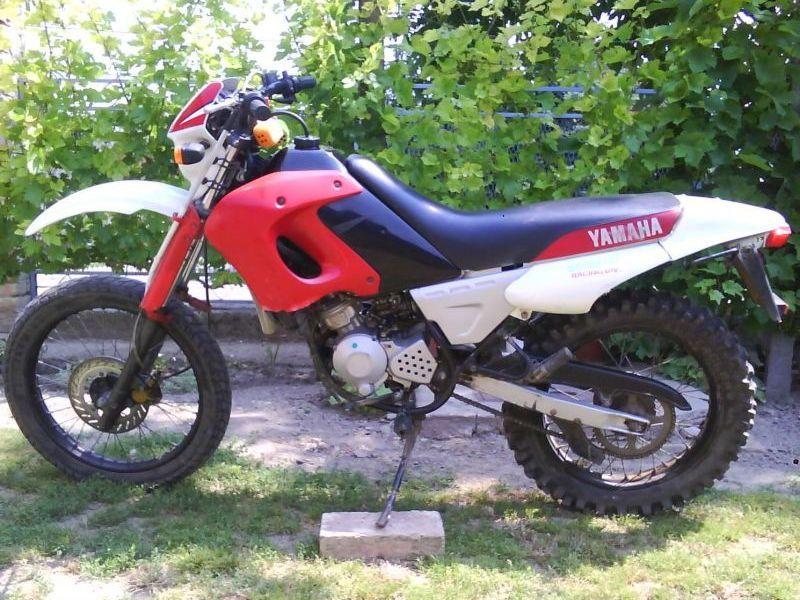 Yamaha DT 50