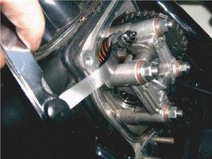 зазоры клапанов мотоцикла урал