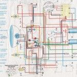 схема электрооборудования иж юпитер 5