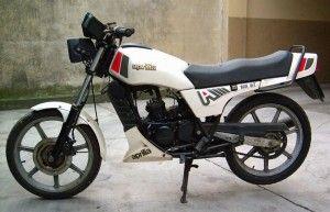 Aprilia ST 125
